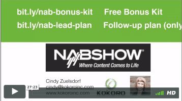 NAB Webinar: 4 Steps to Successful Lead Follow-up