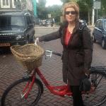 Cindy Zuelsdorf in Amsterdam