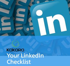 LinkedIn Checklist