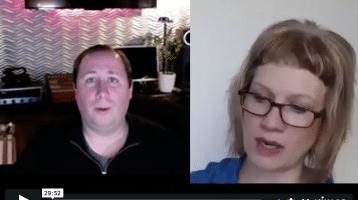 NAB Show webinar with Charles Chuck Wagor III and Cindy Zuelsdorf