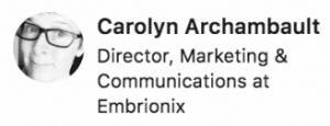 Carolyn Archambault