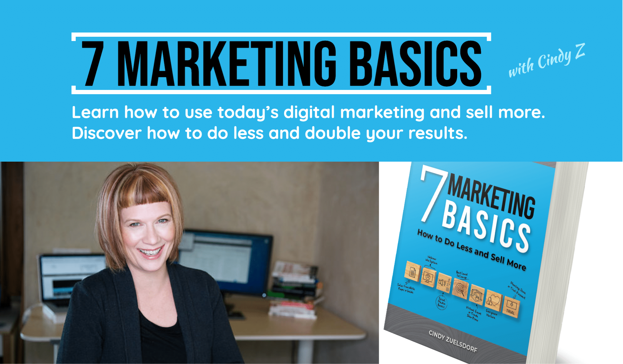 Join the 7 Marketing Basics facebook group